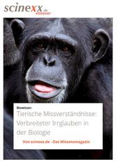 Tierische Missverständnisse - Verbreiteter Irrg...