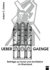 Uebergaenge - Beiträge zur Kunst und Architektu...