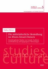 Die mittelalterliche Besiedlung im Rhein-Mosel-...