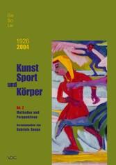 1926-2004. GeSoLei. Kunst Sport und Körper - Me...