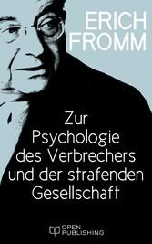 Zur Psychologie des Verbrechers und der strafen...