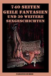 740 Seiten - Geile Fantasien und 30 weitere Sexgeschichten - Erotische Geschichten von Fabienne Dubois