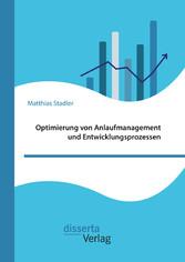 Optimierung von Anlaufmanagement und Entwicklun...