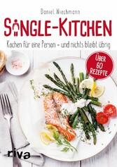Single-Kitchen - Kochen für eine Person - und n...