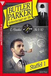 Butler Parker Staffel 1 - Kriminalroman - E-Boo...