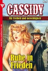 Cassidy 9 - Erotik Western - Ruhe in Frieden