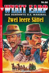 Wyatt Earp 66 - Western - Zwei leere Sättel