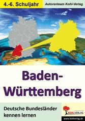 Baden-Württemberg - Deutsche Bundesländer kenne...