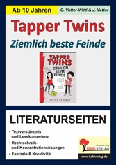 Tapper Twins - Literaturseiten - Begleitmateria...