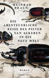 Die abenteuerliche Reise des Pieter van Ackeren...