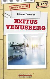Exitus Venusberg - Mord in Bonn