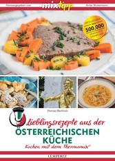 Lieblingsrezepte aus der österreichischen Küche...