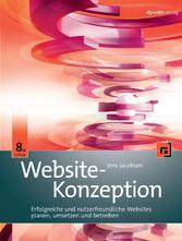 Website-Konzeption - Erfolgreiche und nutzerfre...