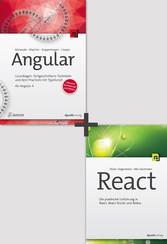 Angular und React (Bundle) - Zwei Toptitel zum ...