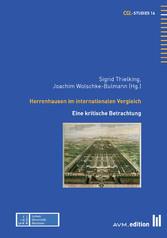 Herrenhausen im internationalen Vergleich - Ein...