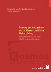 Öffnung der Hochschule durch Wissenschaftliche ...