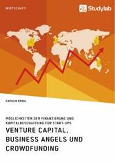 Venture Capital, Business Angels und Crowdfundi...
