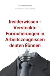 bwlBlitzmerker: Insiderwissen - Versteckte Form...