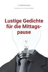 bwlBlitzmerker: Lustige Gedichte für die Mittag...