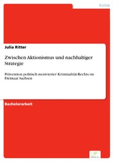 Zwischen Aktionismus und nachhaltiger Strategie...