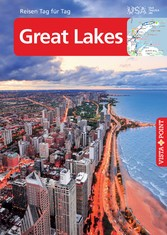 Great Lakes - VISTA POINT Reiseführer Reisen Ta...