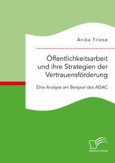 Öffentlichkeitsarbeit und ihre Strategien der V...