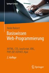 Basiswissen Web-Programmierung - XHTML, CSS, Ja...