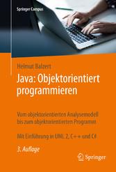 Java: Objektorientiert programmieren - Vom obje...