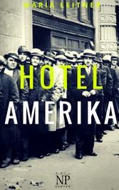 Hotel Amerika - Roman