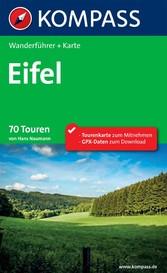 Kompass Wanderführer Eifel - 70 Touren