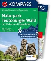 Kompass Wanderführer Naturpark Teutoburger Wald