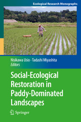 Social-Ecological Restoration in Paddy-Dominated Landscapes bei Ciando - eBooks
