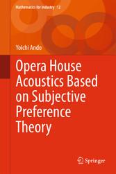 Opera House Acoustics Based on Subjective Prefe...