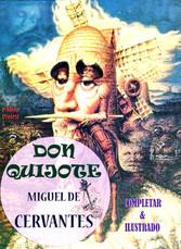 Don Quijote - [Completar & Ilustrado]