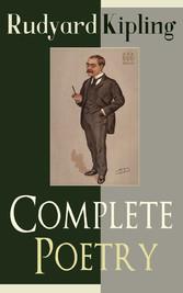 Complete Poetry of Rudyard Kipling - Complete 5...