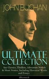 JOHN BUCHAN Ultimate Collection: Spy Classics, ...