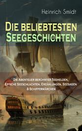 Die beliebtesten Seegeschichten - Die Abenteuer...