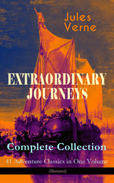 EXTRAORDINARY JOURNEYS - Complete Collection: 4...