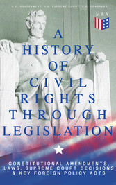 A History of Civil Rights Through Legislation: ...