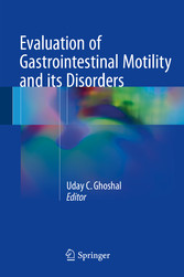 Evaluation of Gastrointestinal Motility and its...