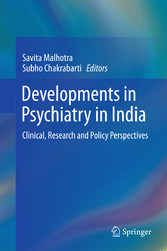 Developments in Psychiatry in India - Clinical, Research and Poli bei Ciando - eBooks