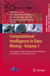 Computational Intelligence in Data Mining - Vol...