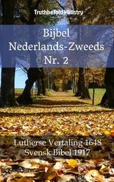 Bijbel Nederlands-Zweeds Nr. 2 - Lutherse Verta...