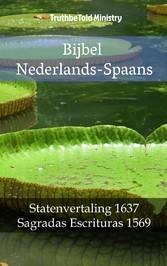 Bijbel Nederlands-Spaans - Statenvertaling 1637...