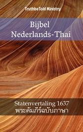 Bijbel Nederlands-Thai - Statenvertaling 1637 -...