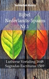 Bijbel Nederlands-Spaans Nr.1 - Lutherse Vertal...