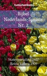 Bijbel Nederlands-Spaans Nr. 2 - Statenvertalin...