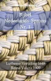 Bijbel Nederlands-Spaans Nr. 1 - Lutherse Verta...