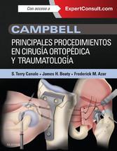 Campbell. Principales procedimientos en cirugía...