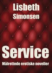 Service - Målrettede erotiske noveller